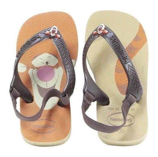 Chinelo Havaianas Baby Clássics Disney Sandálias Tam 20