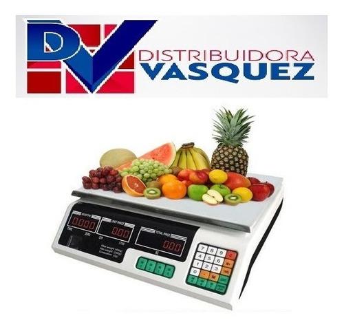 Balanza Electrónica Digital De 40kg/lb Potente Profesional