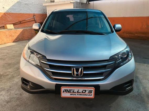 Honda Cr-v 2.0 Flex Completa