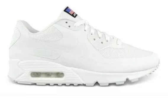 Tênis Nike Air Max 90 Independence Day Eua Modelos Masculinos
