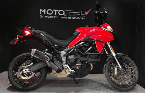 Imagen 1 de 12 de Motofeel Cdmx - Ducati Multistrada 950  @motofeelmx