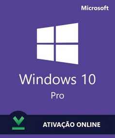 Windows 10 Professional - Download + Nota Fiscal