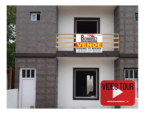 Venta Duplex Al Frente Mar Del Tuyu 81 E/6 Y 7 Oportunidad!!