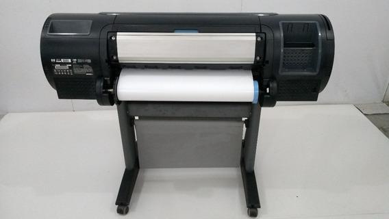 Hp Designjet Z2100 61cm C/ Kit Bulk Ink Aceito Negociar