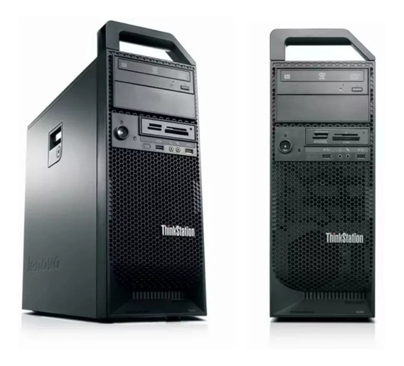 Workstation Lenovo Thinkstation S30 Intel Xeon E5-2620 16gb