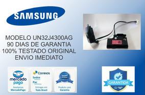 Sensor Wi-fi E Botão Power Tv Samsung Un32j4300ag
