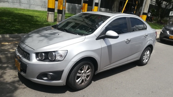 Chevrolet Sonic Ltz A/t Sunroof