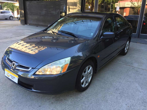 Honda Accord  2.4 Ex-l At 2004 Excelente