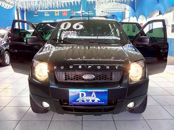 Ford - Ecosport - Completa - Financiamos Em Ate 48x - 2006