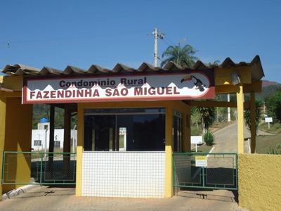 Chácara Em Igarapé Condomínio Fazendinha São Miguel - 2918