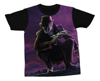 Camiseta Rorscharch Filme Watchmen Quadrinhos Camisa Blusa