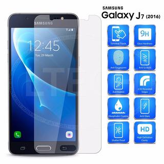 Vidrio Templad Samsung J7 2016 Somos Tienda Fisica