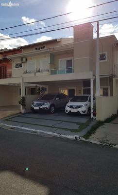Casa Residencial Em Indaiatuba - Sp, Portal Das Acacias - Ca01162