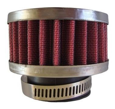 Filtro De Ar Esportivo Vermelho Cg 125/150 /bros Nxr 38 Mm