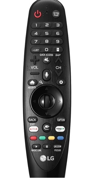 Control Magic Lg Original Modelo 2017 An-mr650a Webos 3.5