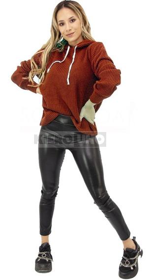 Sweater Mujer Cuello Redondo Saco Moda Top Kierouno