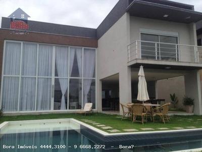 Casa Residencial À Venda, Condominio Porto Atibaia, Atibaia. - Ca0236