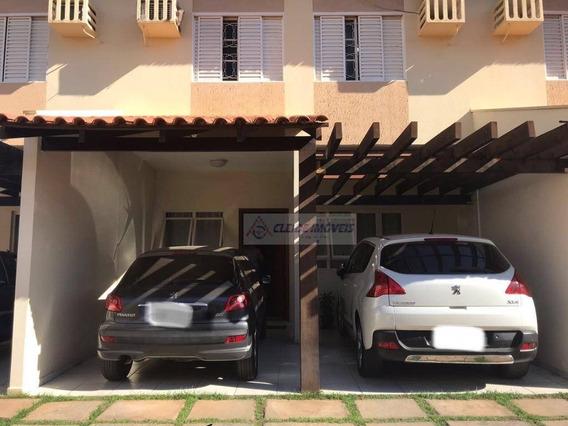 Sobrado Com 3 Dormitórios À Venda, 153 M² Por R$ 370.000,00 - Jardim Itália - Cuiabá/mt - So0156