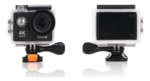 Camera De Ação Eken H9 Ultra Hd Original Wifi Mergulho 1080p