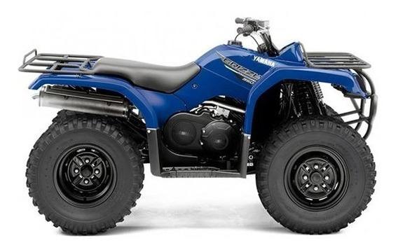 Cuatrimoto Yamaha Grizzly 4x2 350cc