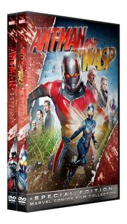 Ant-man Coleccion En Dvd Latino/ingles Subt Español