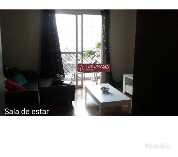 Lindo E Aconchegante Apartamento Com 3 Dormitórios À Venda, 87 M² Por R$ 532.000 - Jardim São Paulo(zona Norte) - São Paulo/sp - Ap3135