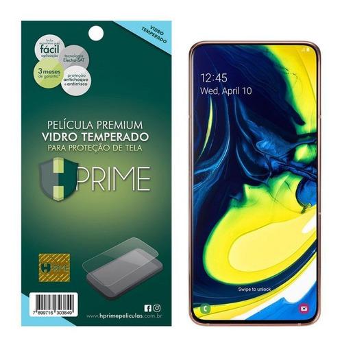 Película Hprime Samsung Galaxy A80 - Vidro Temperado