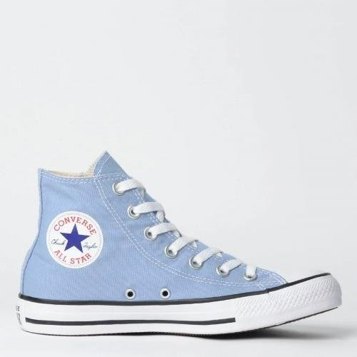 Tenis Converse All Star Ct Core Hi Bota Azul Bb