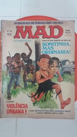 Revista Mad Bonitina Mas Ordinária.
