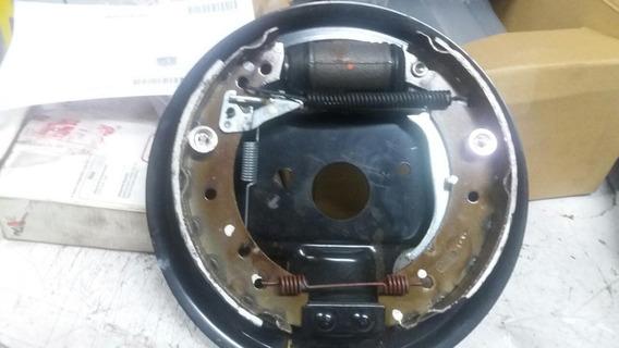 Espelho Roda Esquerdo Completo Fiat Punto 2007 2008 A 2015