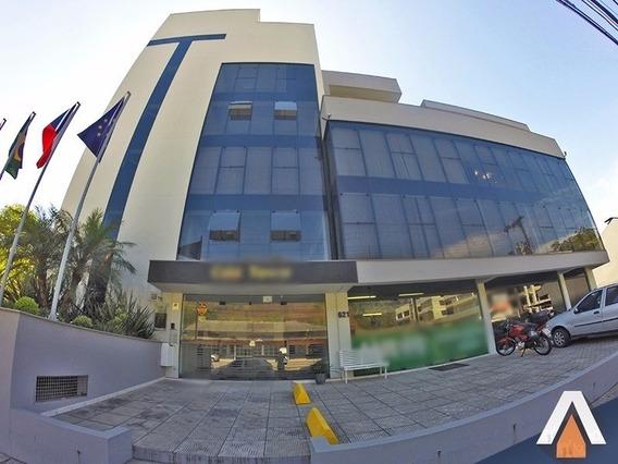Acrc Imóveis - Sala Comercial No Bairro Ponta Aguda - Sa00074 - 3505391