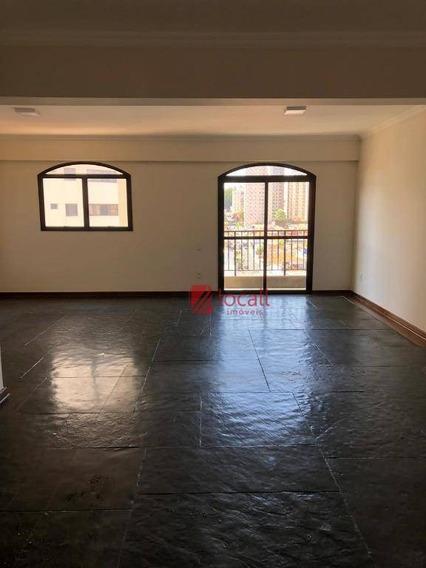 Apartamento Com 3 Dormitórios À Venda, 150 M² Por R$ 550.000 - Boa Vista - São José Do Rio Preto/sp - Ap1546