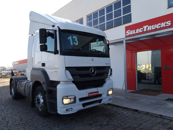 Mercedes-benz Mb Axor 2036 - Selectrucks