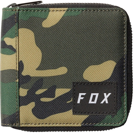 Cartera Fox Machinist Camo Mtb Bmx Moto Bici