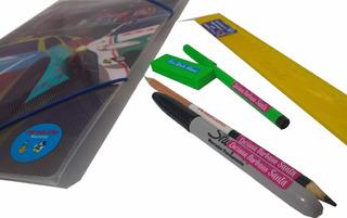 Stickers Adhesivas Personalizadas Marcar Útiles Colegio Niño