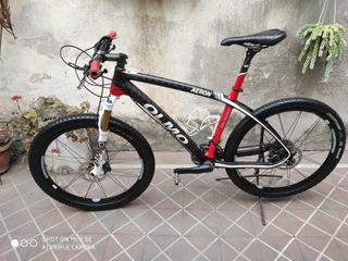 Bicicleta Olmo Aeron Carbon - Fox Kashima - Shimano