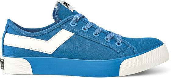 Zapatillas Pony Triple Match Ox Mesh Azul - Po323018