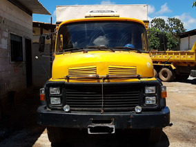 Mercedes-benz Mb 1113 Trucado Com Carroceria
