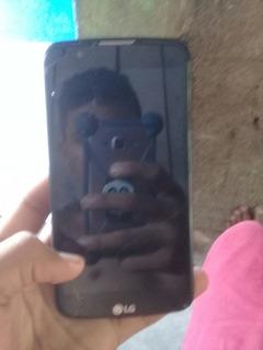 Celular LG K10 Queimado!