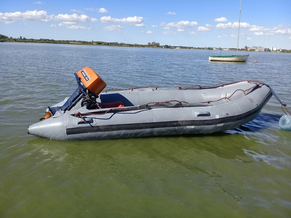 Gomon Bote De Pesca Con Motor