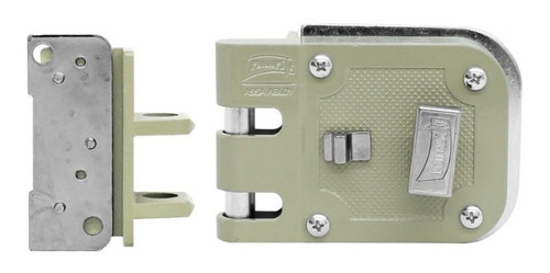 Imagen 1 de 2 de Cerradura Philips Para Puerta Corrediza Mod. 625 I Abg