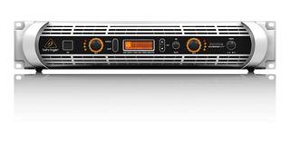 Power Amplificador Sonido Con Dsp Behringer Nu12000dsp