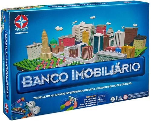 Imagem 1 de 3 de Banco Imobiliario Da Estrela Com Novo App - Bonellihq L18