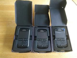 Blackberry 9360 Lote 3 Unidades Completas Funcionando