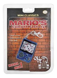 Consola Mini Classics Nintendo Mario Bros Cement Factory New