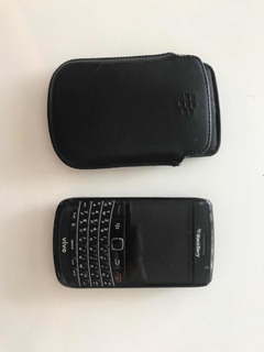 Blackberry Bold Original Com Capinha
