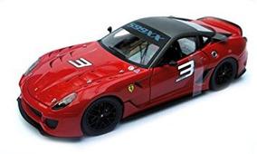 Ferrari 599xx 1/18 Hot Wheels Elite