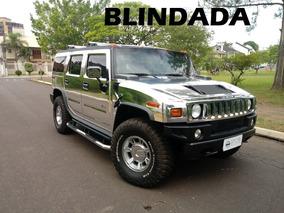 Hummer H2 6.0 4x4 V8 Blindada 2005