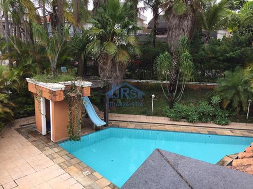 Imagem 1 de 30 de Sobrado Com 4 Dormitórios À Venda, 600 M² Por R$ 1.800.000,00 - Residencial Onze (alphaville) - Santana De Parnaíba/sp - So1218
