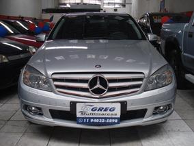 Mercedes Benz Classe C 3.0 Avantgarde 4p